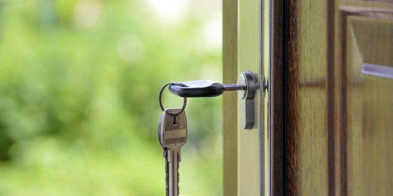 La porte d'entrée, l'âme du logement