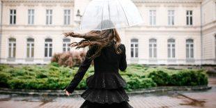 Le parapluie : nouveau accessoire mode ?