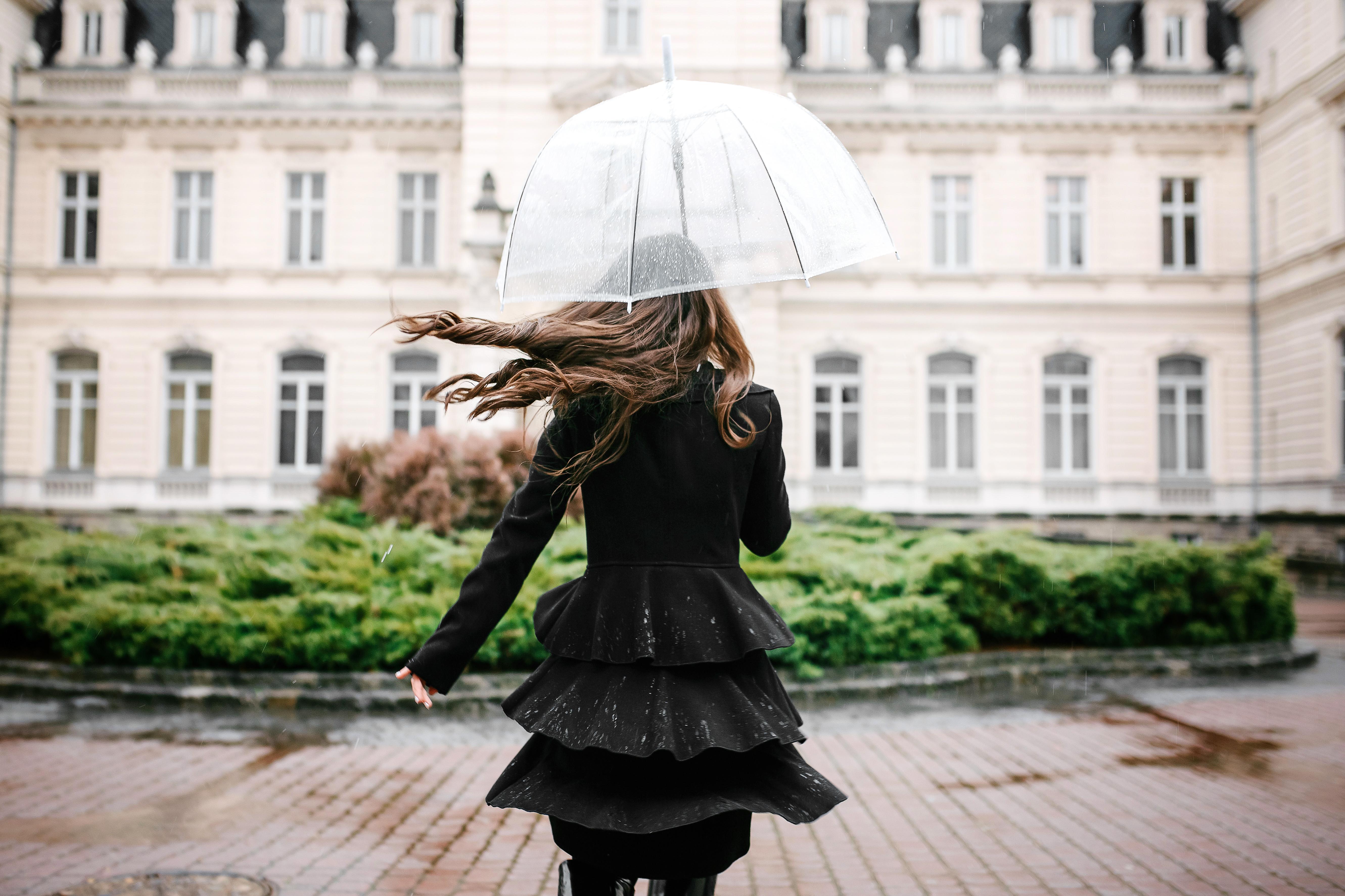 Le parapluie : nouveau accessoire mode ? 1