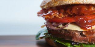 Une idée pour votre repas ? Un bon burger fait maison !