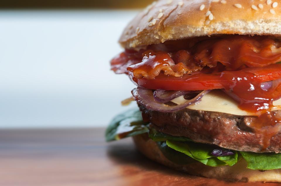 Une idée pour votre repas ? Un bon burger fait maison ! 1