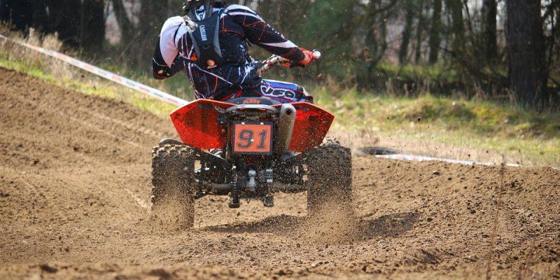 Faites vous plaisir en conduisant un quad