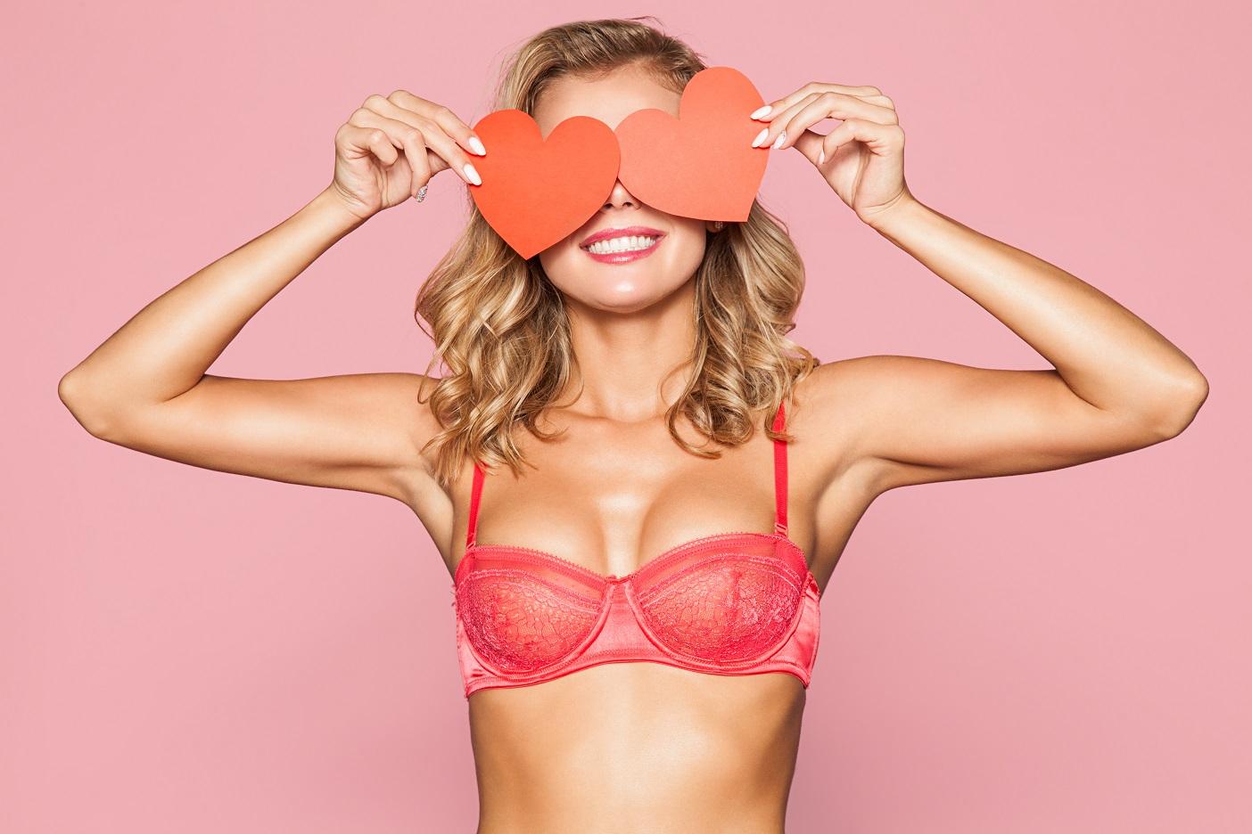 Lingerie sensuelle : laquelle porter pour la Saint-Valentin ? 1