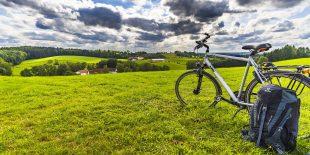 Bien préparer son vélo-camping