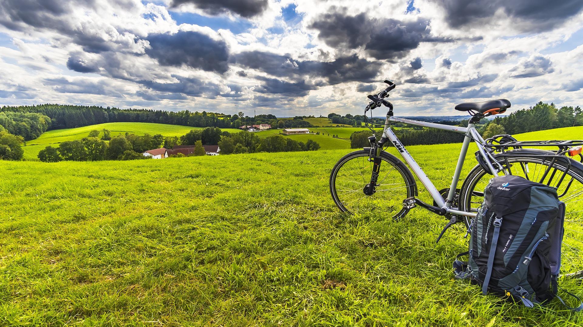 Bien préparer son vélo-camping 1