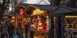 Découvrez les marchés de Noël d'Alsace depuis votre gîte