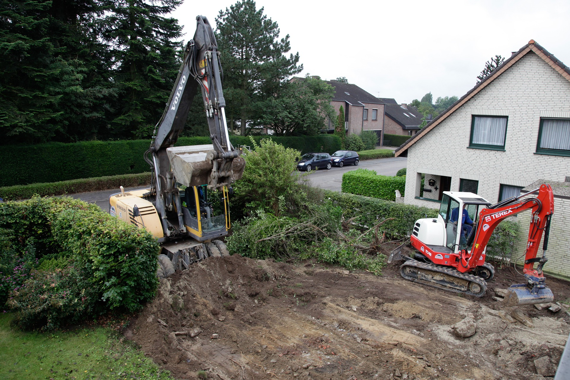 Tout savoir sur le terrassement et sur les engins de chantier 1