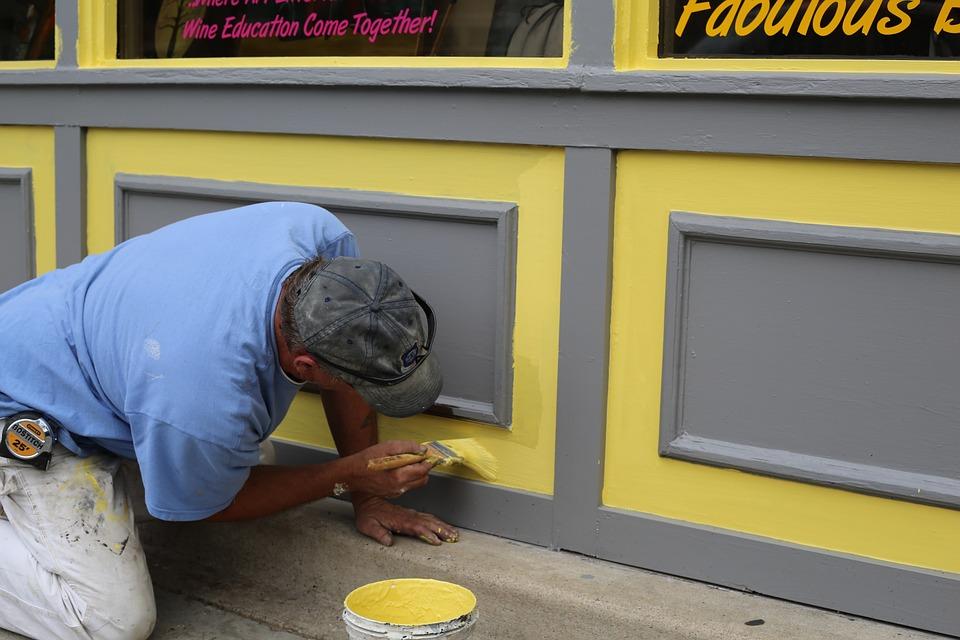 Pourquoi faire appel à un peintre en bâtiment ? 3