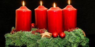 Pourquoi allume-t-on des bougies avant noël?