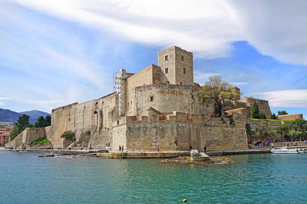Le château royal de Collioure 1