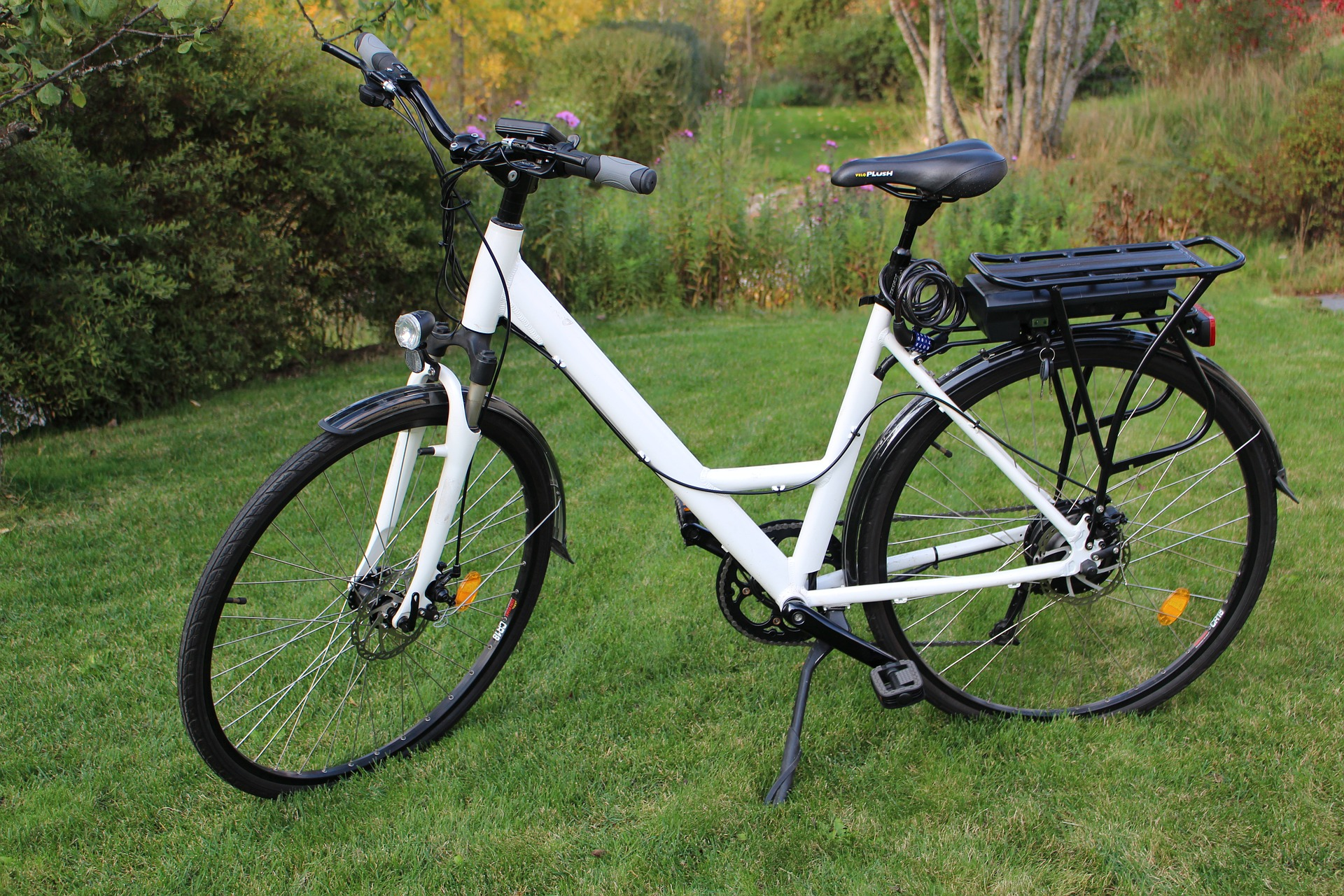 Pourquoi opter pour un vélo électrique? 9