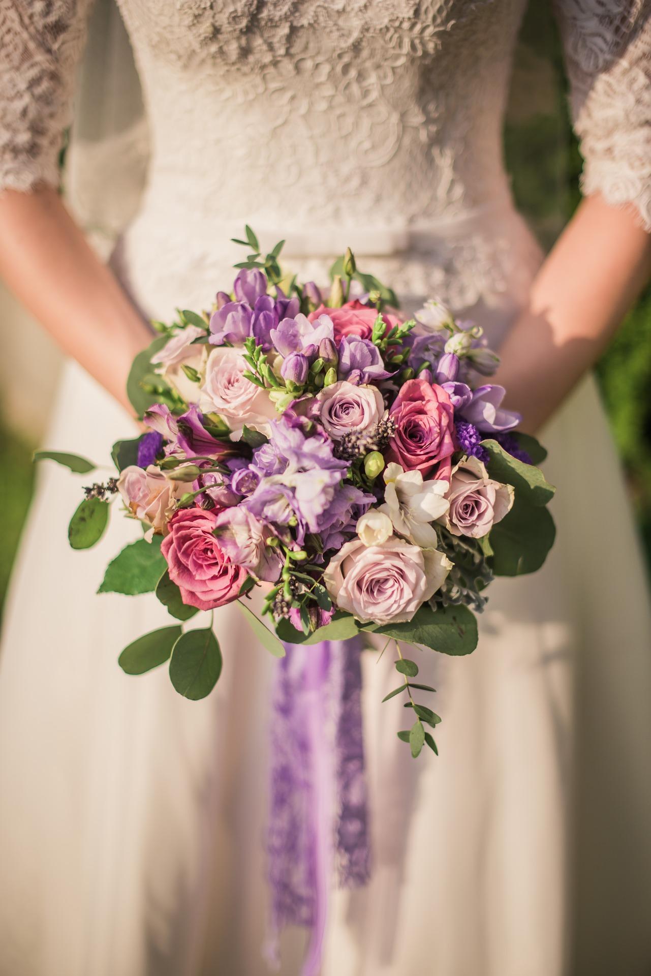 Comment choisir le bouquet de mariée? 1