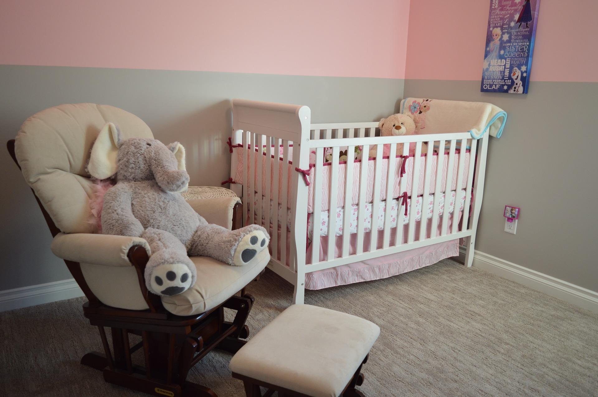 Comment décorer la chambre de bébé? 1