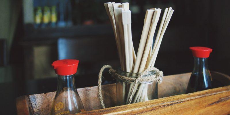 La sauce soja : monument asiatique