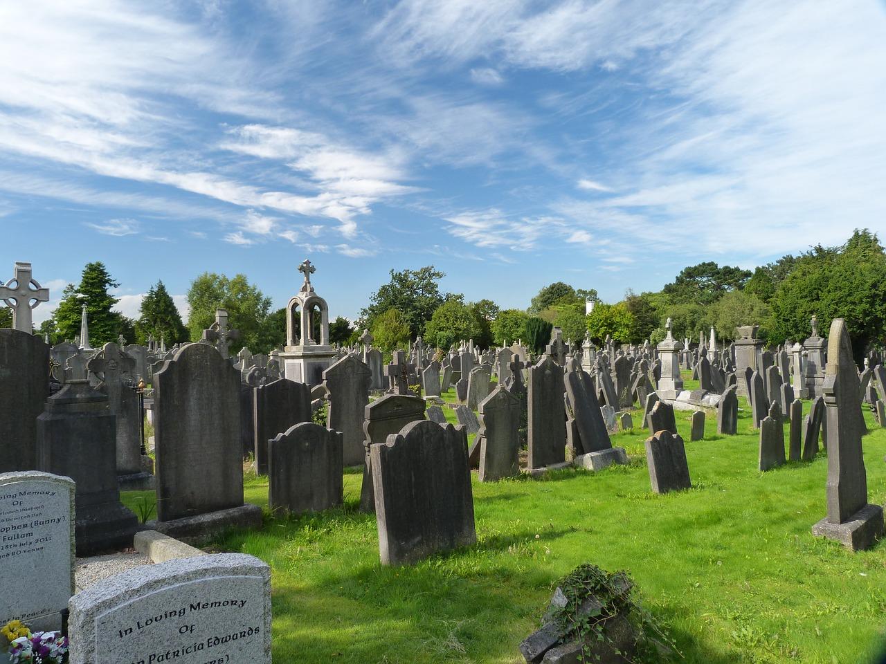 Les nouveaux services des pompes funèbres 1