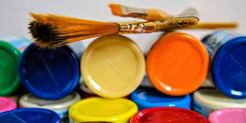 Avantages et inconvénients de la peinture glycérophtalique