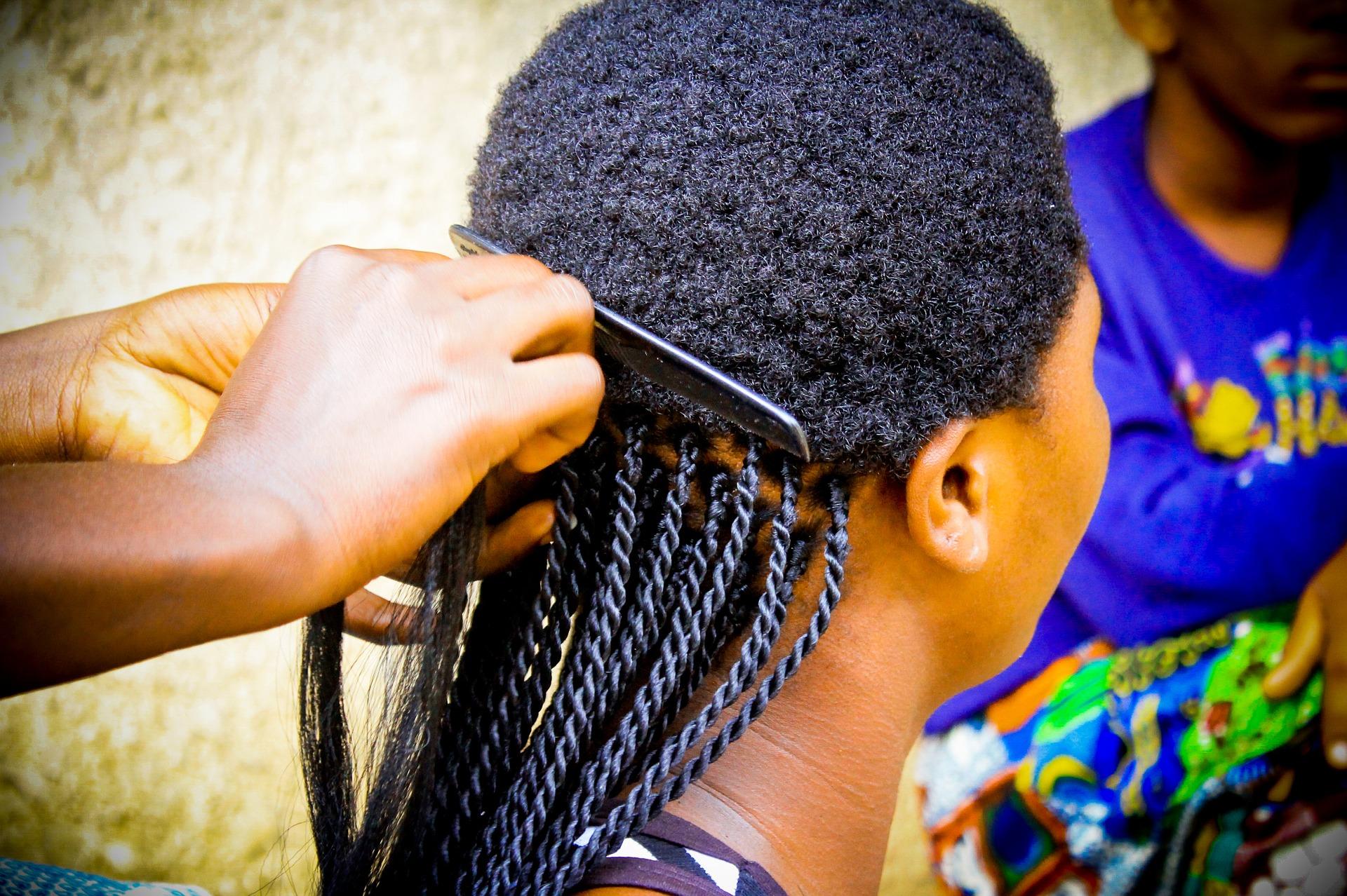 Les différentes coiffures africaines 1