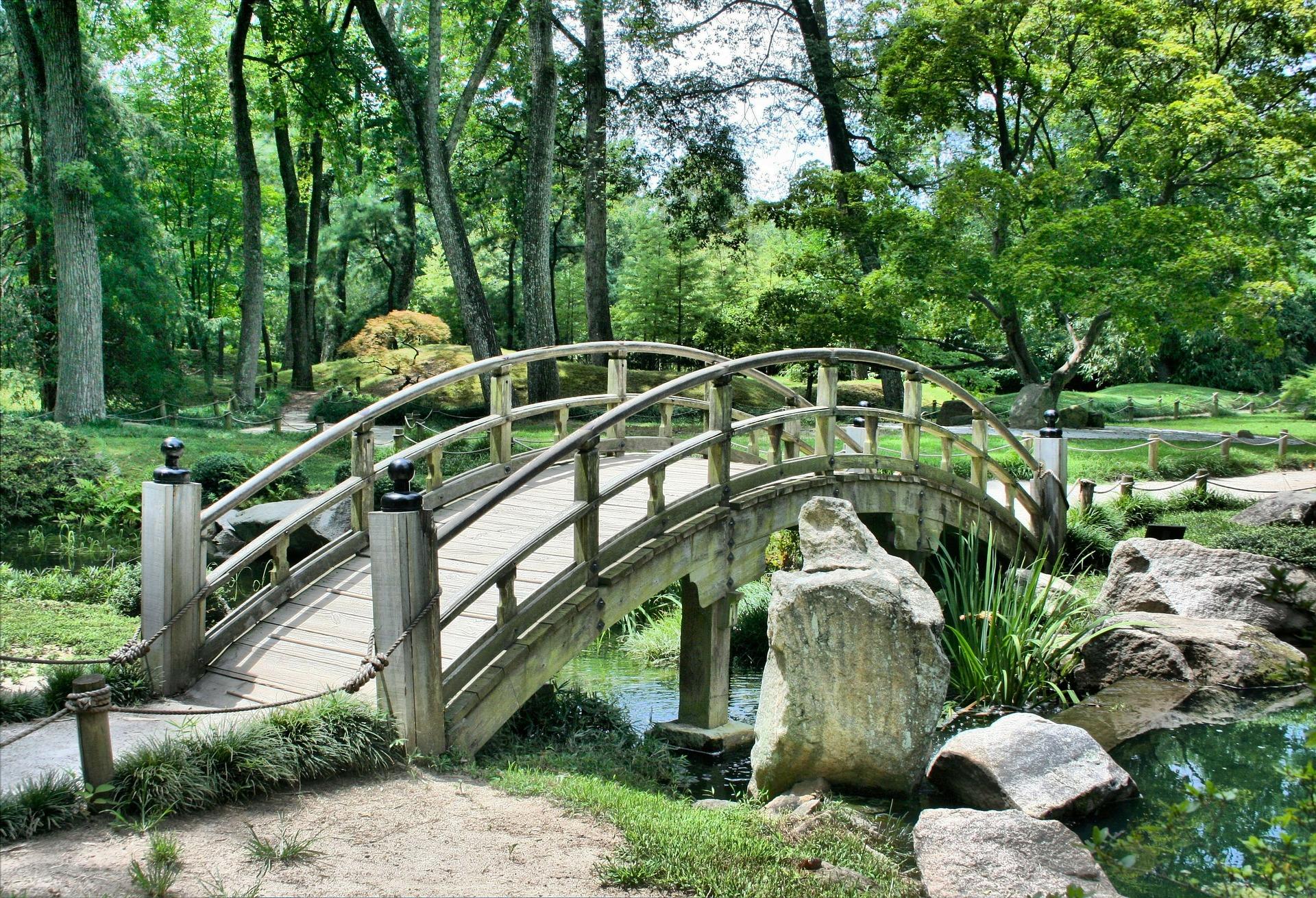Qu'est ce qu'un jardin paysager ? 1