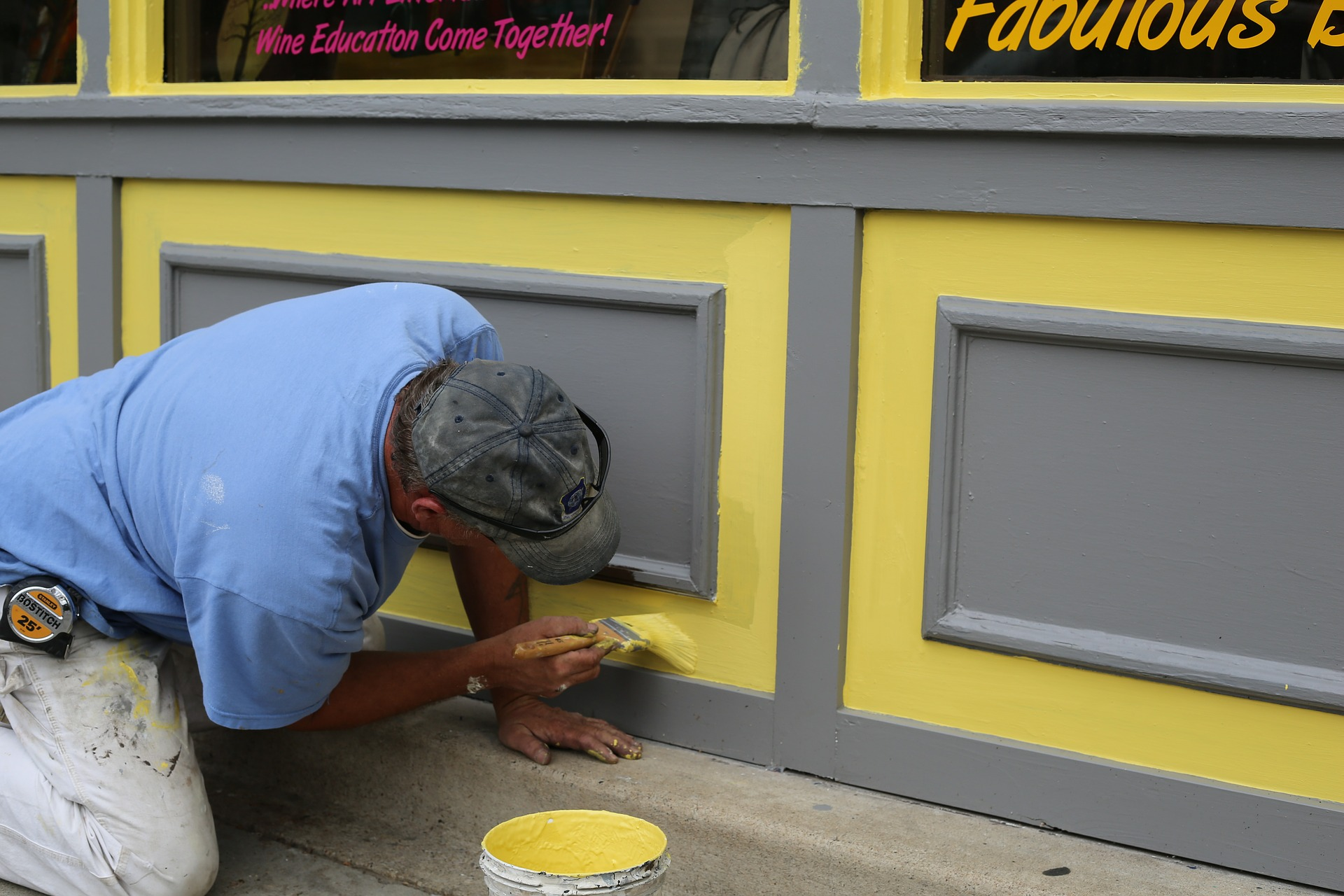 Connaissez-vous le métier de peintre en bâtiment ? 1