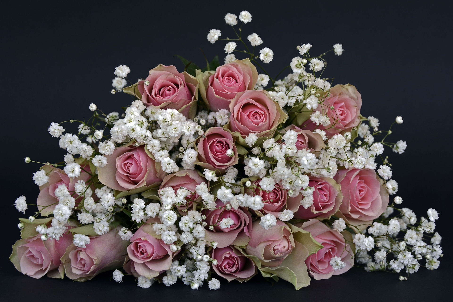 Comment composer un beau bouquet ? 1