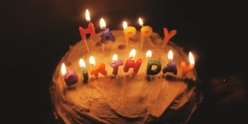 Quel gâteau pour mon anniversaire ?