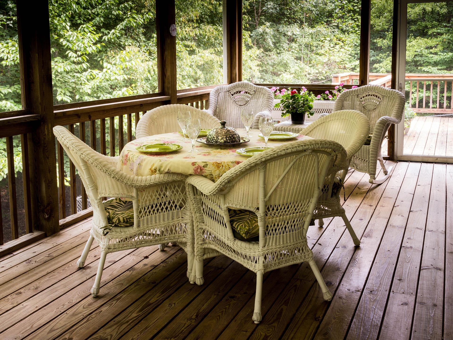 La décoration pour votre aménagement extérieur