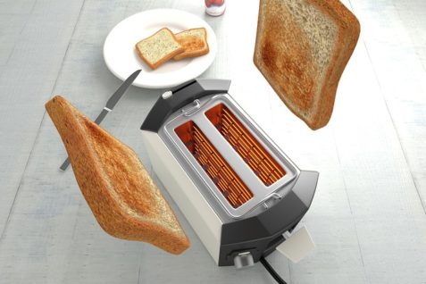 5 choses à ne pas faire avec un grille pain 1